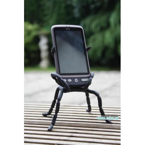 Павук тримач, підставка для мобільного телефону
