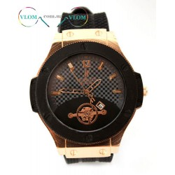 Чоловічий годинник Hublot Geneve Gold