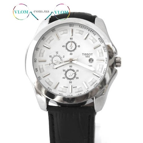 Чоловічий класичний годинник Tissot 1853