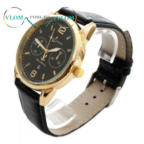Чоловічий золотий годинник Ulysse Nardin Maxi Marine