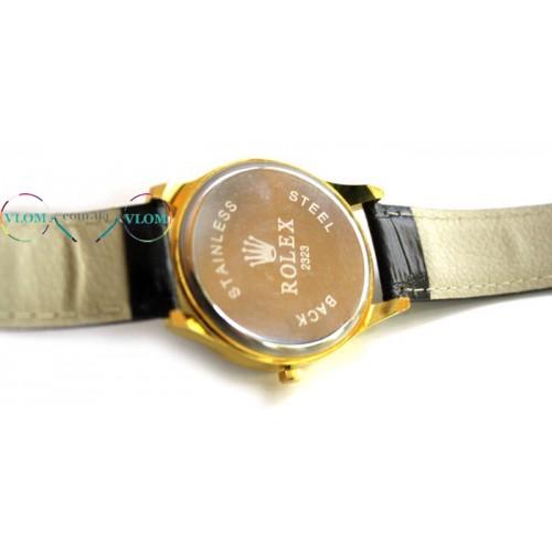 Чоловічий класичний годинник Rolex