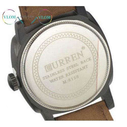 Чоловічий годинник Curren Leisure Series 8158 GOLD
