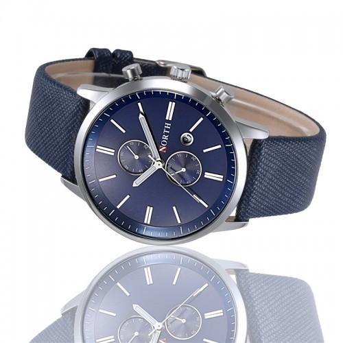 Купити недорого в інтернет магазині чоловічий годинник брендовий North 3bf2d96b5ecd9