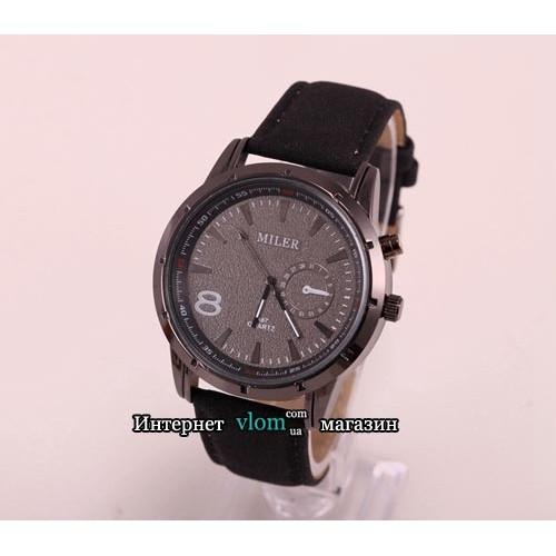Купити недорого в інтернет магазині чоловічий годинник брендовий Miler 8 1d8202201eecd