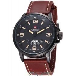 Чоловічий класичний годинник Naviforce 9028