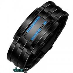 Чоловічий сталевий годинник Skmei 0926
