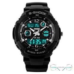 Чоловічий спортивний годинник Skmei S-Shock 0931