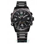 Чоловічий металевий годинник Weide WH 1009