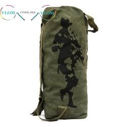 Чоловіча військово-похідна сумка Soldier