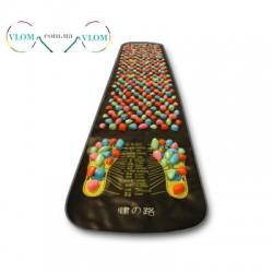 Дитячий ортопедичний масажний килимок