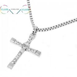 Хрест Домініка Торетто з ланцюжком