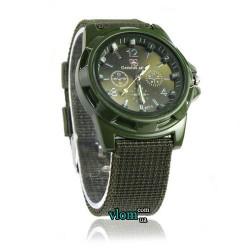 Чоловічий військовий годинник Gemius Army