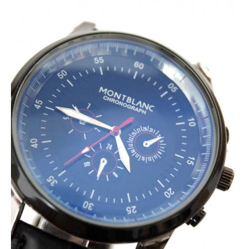Чоловічий брендовий годинник Montblanc - Монблан