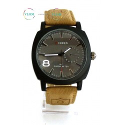 Чоловічий годинник Curren GMT 8139