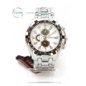 Чоловічий металевий годинник Curren Chronometr - Куррен Хронометр 8023