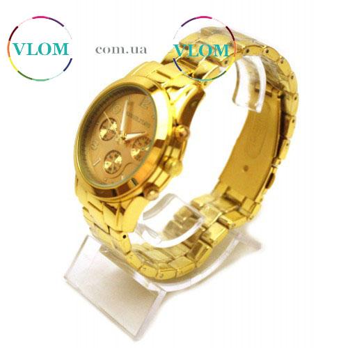 Жіночий золотий годинник Michael Kors - Майкл Корс