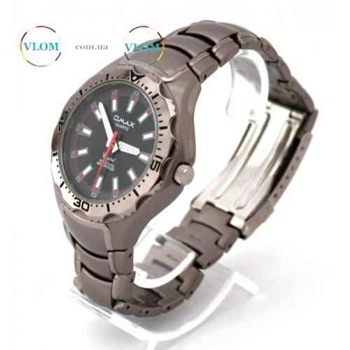 Чоловічий залізний годинник Omax Crystal - Омакс Крістал DBA 159