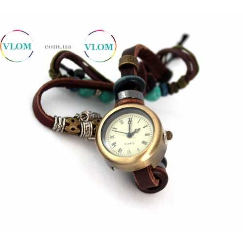Жіночий наручний годинник браслет шамбала