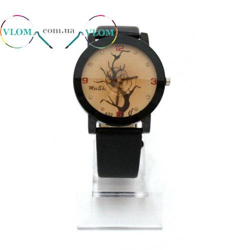 Жіночий класичний годинник Дерево